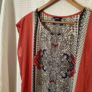 Free when bundled - Boho top or dress